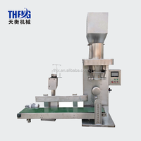 coconut Powder Wheat flour grain powder Packing filling Machine with sewing machine