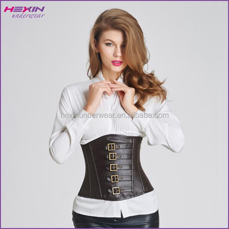 a272484ab China underbust leather corset wholesale 🇨🇳 - Alibaba