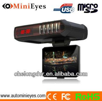 2 zoll dual kamera fahrzeug spiegel auto dvr video. Black Bedroom Furniture Sets. Home Design Ideas
