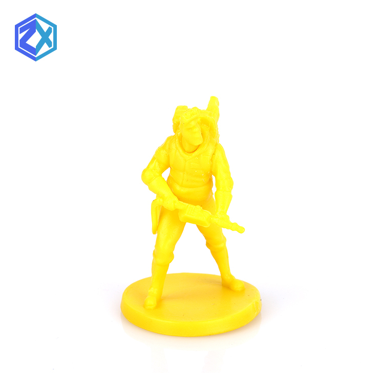 Professional manufacturer life furnishing articles mysterious character toy figure