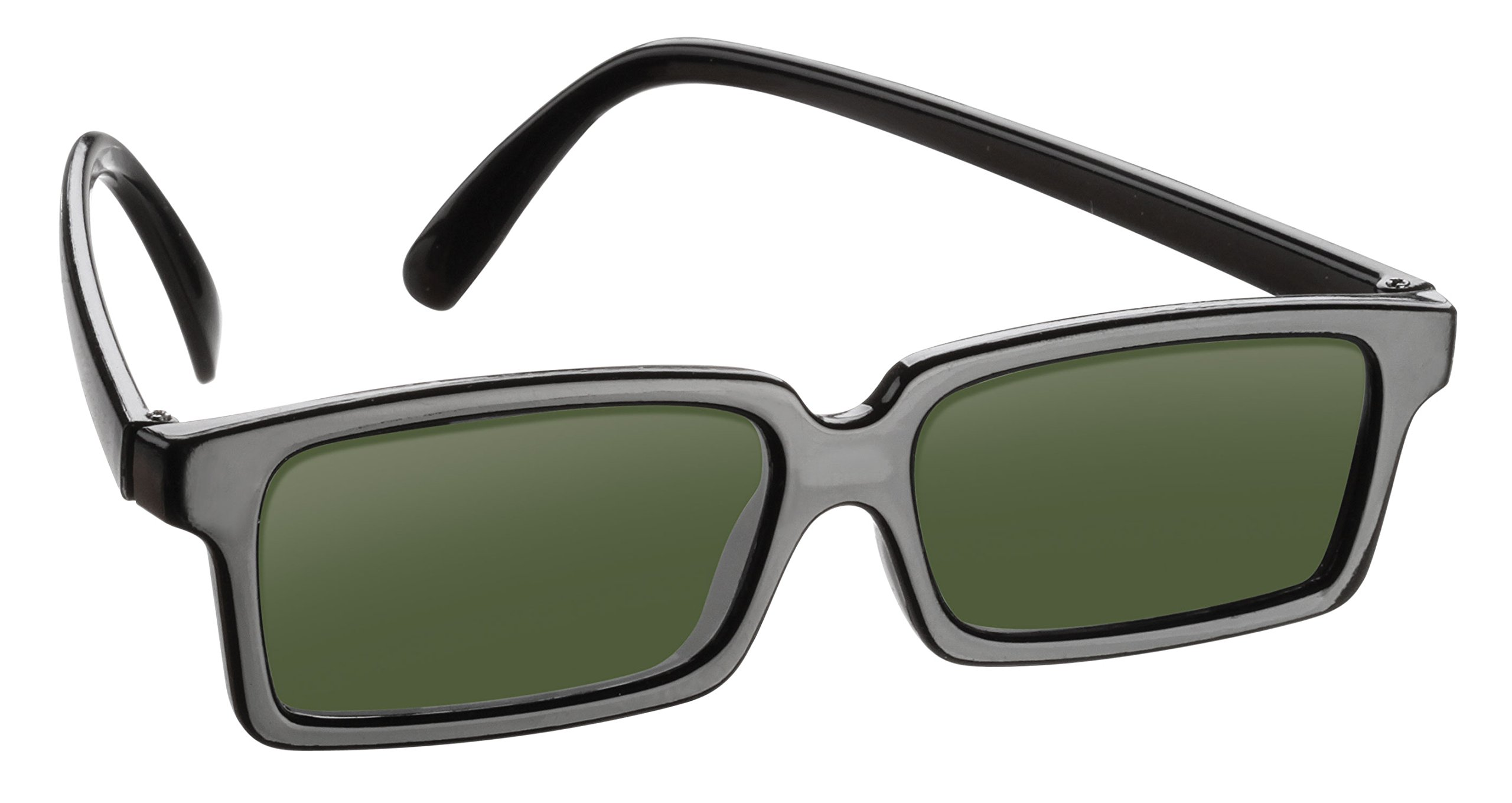 d739a8802f Rear View Spy Sunglasses Look Like Ordinary Sunglasses but Have a Mirror on  Side Ends to
