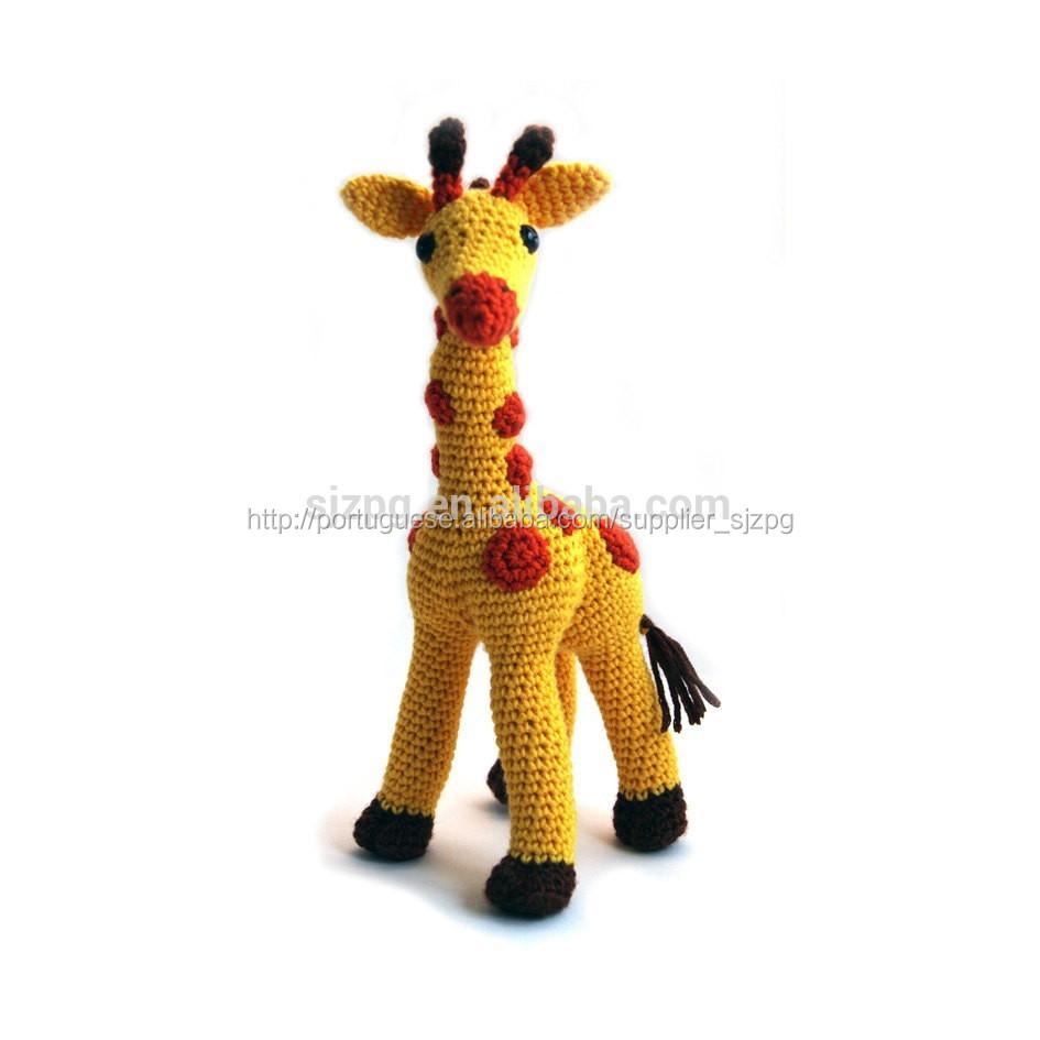Girafa baby amigurumi no Elo7 | Amme Amigurumis (126F2D1) | 945x945