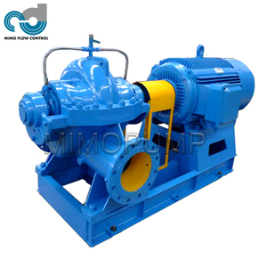 100m3/h 300 m3/h 350 m3/h Base Plate Aquaculture Electrical Brass Impeller Surface Sea Water Pump Driven Pulley