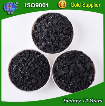 Ash Content 4% Coconut Shell Activated Carbon With Reliable ...