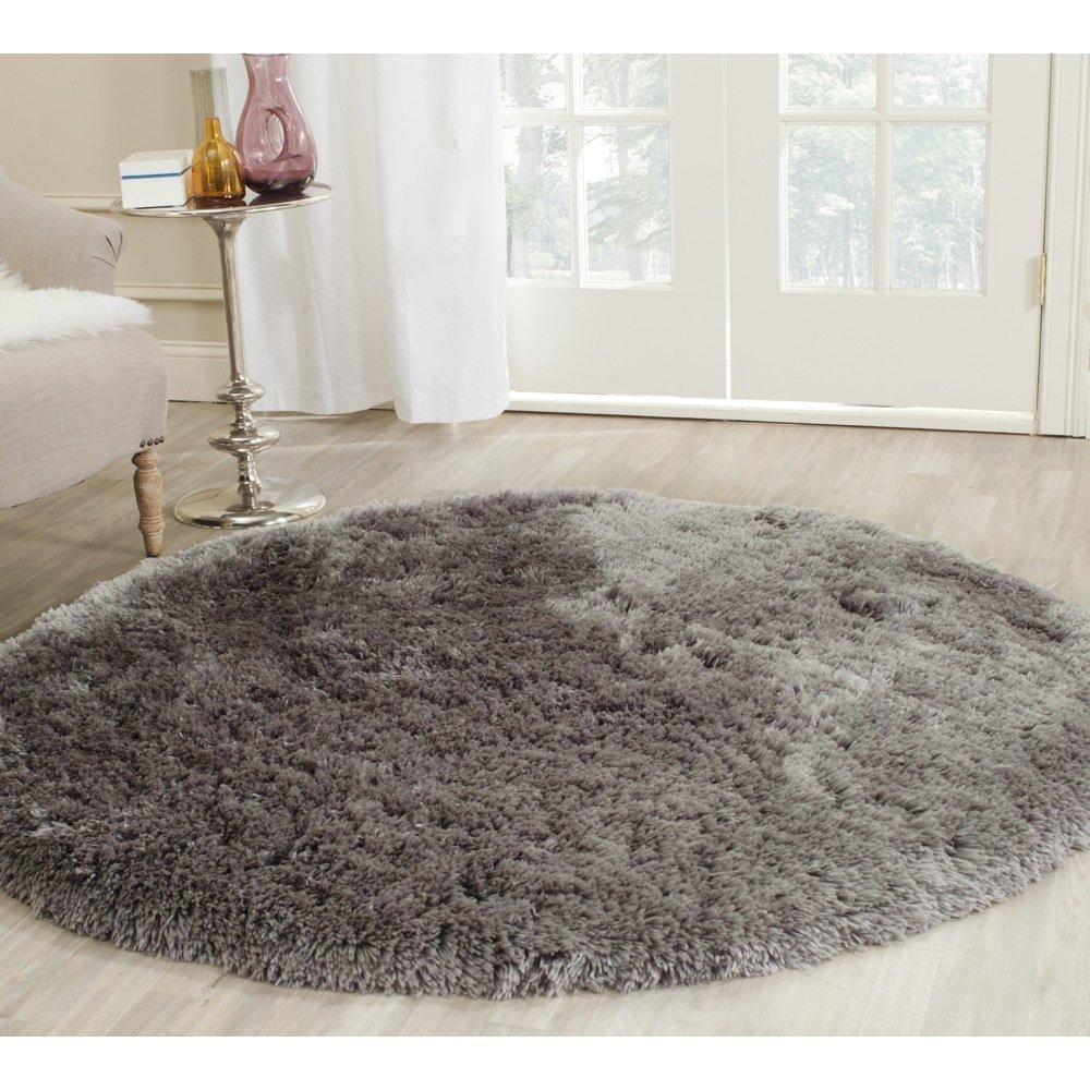 Buy Safavieh Arctic Shag Collection Sg270g Handmade Grey Polyester
