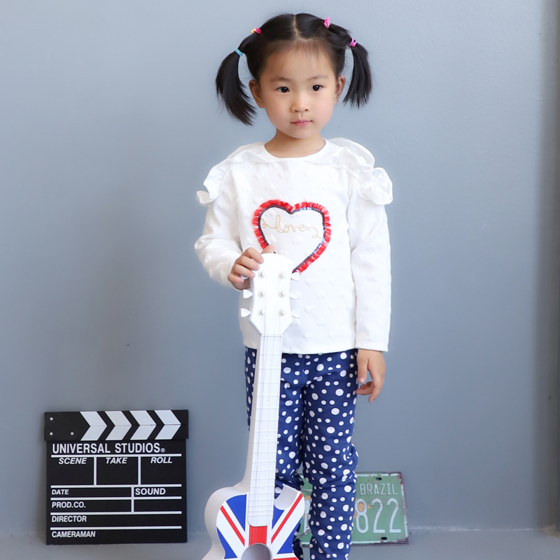 children clothes girls' clothing sets kids wears