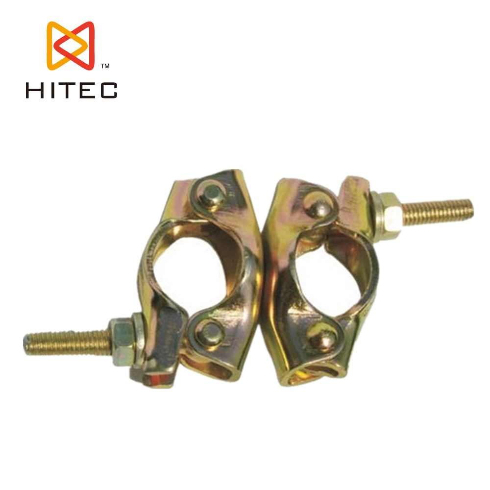 Pressed Double/Swivel BS 1139 Coupler