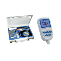 Portable Professional Dissolved Oxygen DO Meter Kit Monitor Digital Large LCD