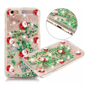 Christmas Phone Case.Quicksand Cover Cases Christmas Phone Case Hard Plastic Cover For Iphone 7 7 Plus Liquid Phone Cover For Samsung Galaxy J7 Buy Quicksand Case For