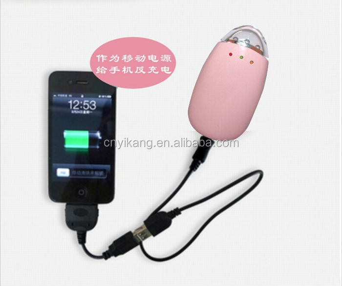 Cell Phone Warmer ~ Usb hand warmers with mobile phone power bank mah