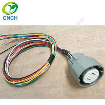 Marvelous Gm 20 Way Plug 4L60E 4L65E 4L80E Transmission Connector Repair Cable Wiring 101 Capemaxxcnl