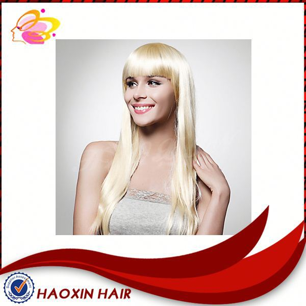 New Style Wholesale Price Hair Weaving Synthetic Wigs