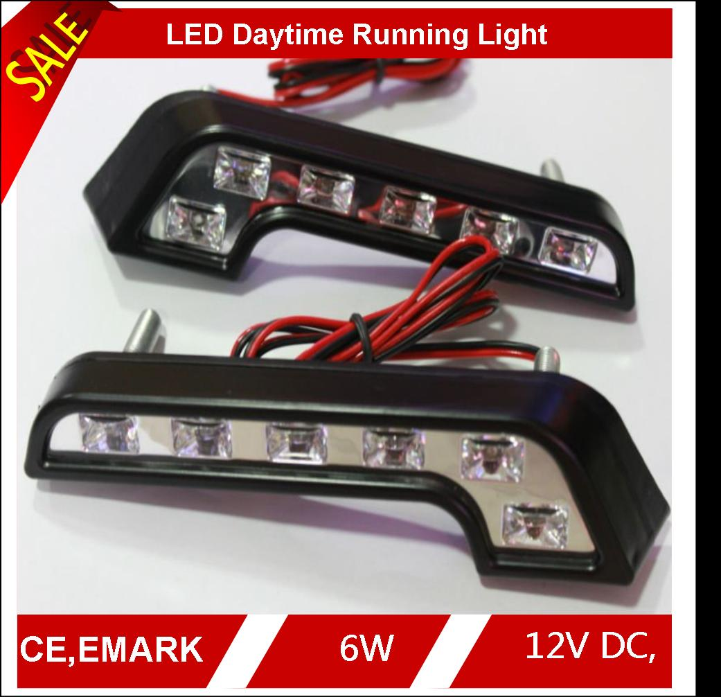 China manufacturer vw polo led daytime running light