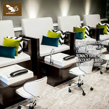 Brilliant Bomacy Beauty Salon Furniture Pedicure Chair Bench Station Equipment For Sale View Pedicure Chair Bench Station Equipment Bomacy Product Details Interior Design Ideas Inesswwsoteloinfo