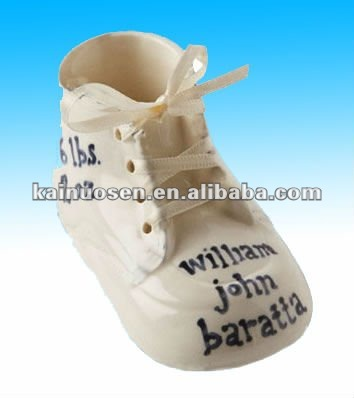 Hot sale ceramic baby sport shoes