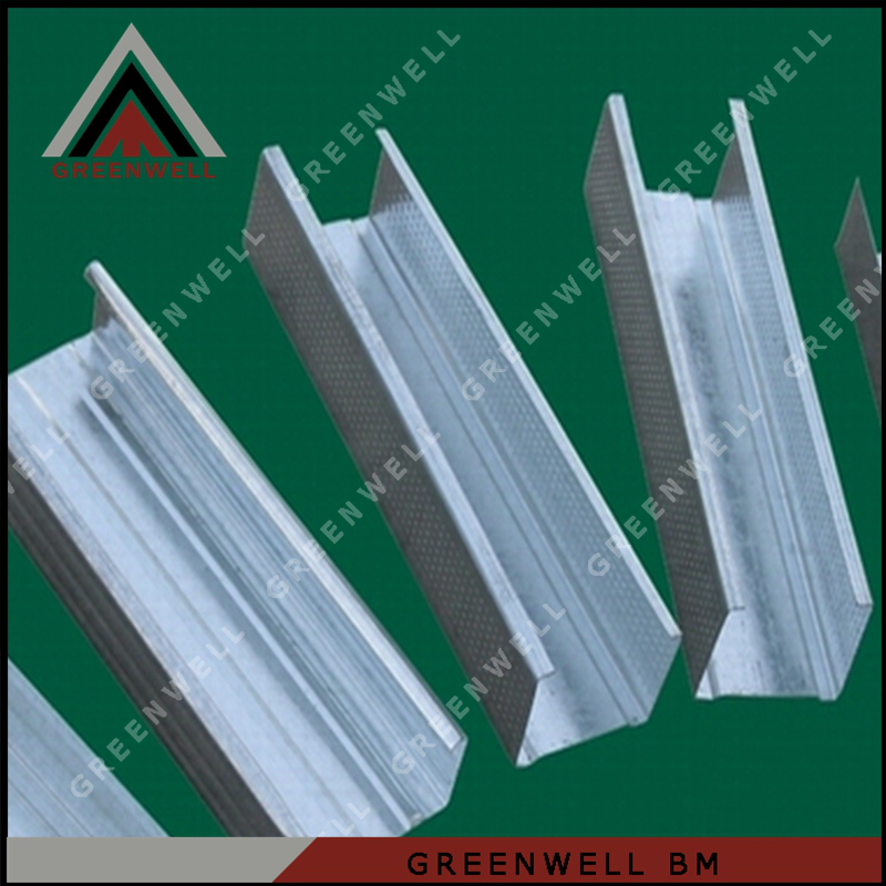 China factory ceiling metal hot rolled profiles steel