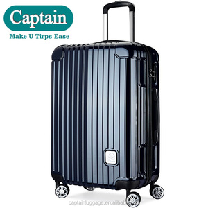 Factory customized mini spinner wheels high end vintage style trolley luggage 20 24 28 inch ABS+PC suitcase