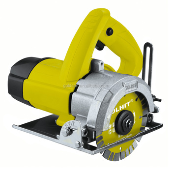 TOLHIT High Quality 1450w Stone Tile Wall Floor Wet Cutting Saw Electric 110mm Marble Cutter