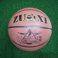 The manufacturer wholesale high elastic 7 # pu basketball