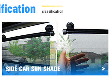 Car Sun Shade Cling Car Side Windows Sunshade for Baby Car Sunshades Protector