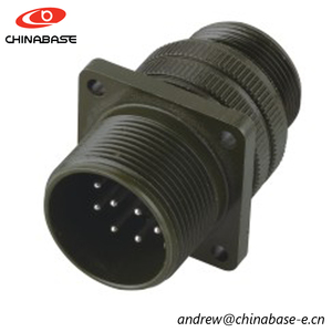 Mini Circular M12 Connector M8 Connector