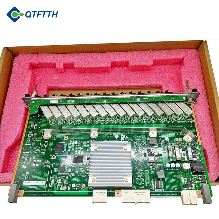 Brand New Huawei GPON GPFD Includes 16 pcs Modules Compatible for MA5608T