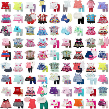 Wholesale Baby Clothing Baby Kid Mix Brands Size 6 Months To 5 Years