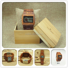 China factory business gift japan movt cheap wooden watch