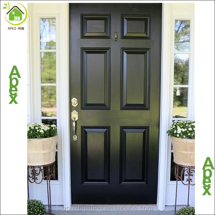 6 Panel Solid Wood Door Interior Doors - Buy 6 Panel Solid Wood  Door,Interior Doors Product on Alibaba com
