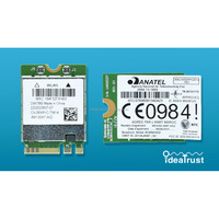 BCM94352Z DW1560 06XRYC 802.11ac NGFF M2 867Mbps BCM94352 bluetooth 4.0 WiFi Wireless Network Card