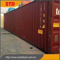 Good condition 40ft used shipping container/second hand container
