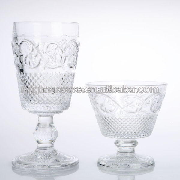 High quality dinner set - Drinking glassware made in china