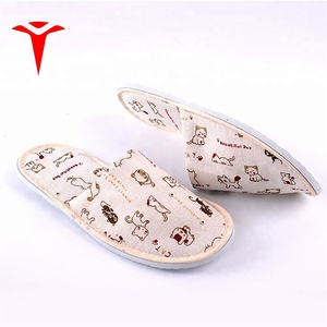 dea1d636ece4 Factory Direct sale good quality soft sole material hotel slipper  disposable house slippers