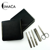 hot sale factory price custom nail kit manicure tools nail maniucre set
