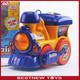 Bubble toy train battery operated toy fun train