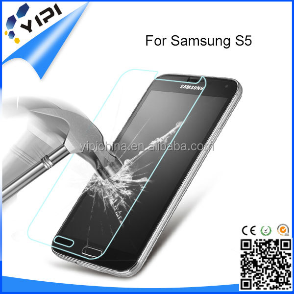 0.33mm 2.5d 9h tempered glass screen protector for samsung galaxy s5 mini