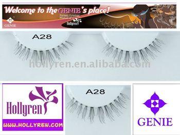 2012 New Lady's Wholesale Eyelash (a28#)