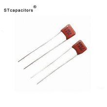 Free sample CL21X{MEFmini} Subminiature metallized polyester film capacitor bank