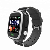 Hot selling cheap price colorful design sport kids gps tracking wrist mobile cell phone android smart watch