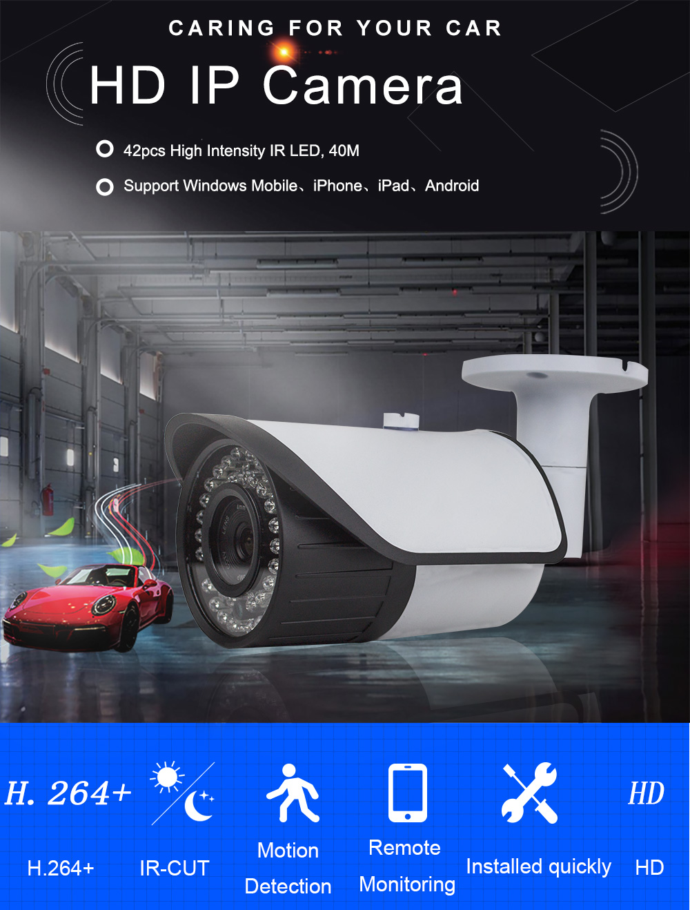 Low Price 4mp Full Hd Bullet Network Ip Cam Viewer Cctv Video Monitor  Camera Online - Buy Cctv Camera Low Price,Ip Cam Viewer,Ip Video Camera  Product