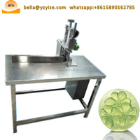 pneumatic soap strips cutting machine stainless steel wire soap cutter