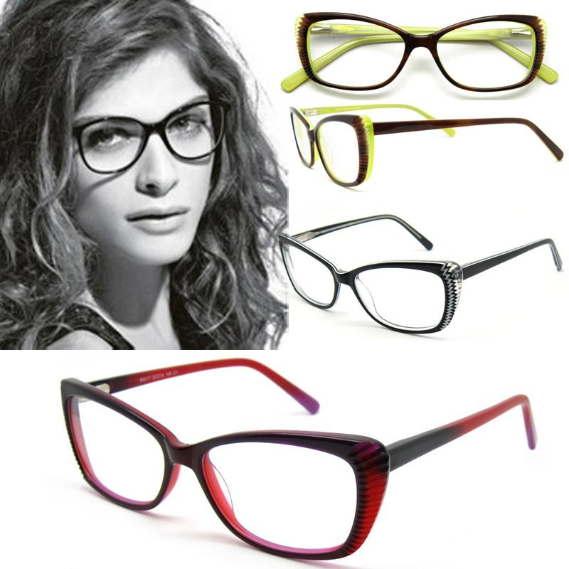 2017 New Designed Fancy Cat Eye Glasses Frame For Girls For Fashion ...
