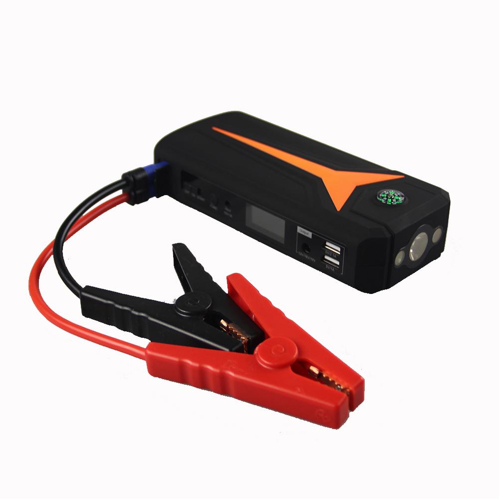 18600mah portable lithium multi plug car charger battery jump starter buy portable car jump. Black Bedroom Furniture Sets. Home Design Ideas