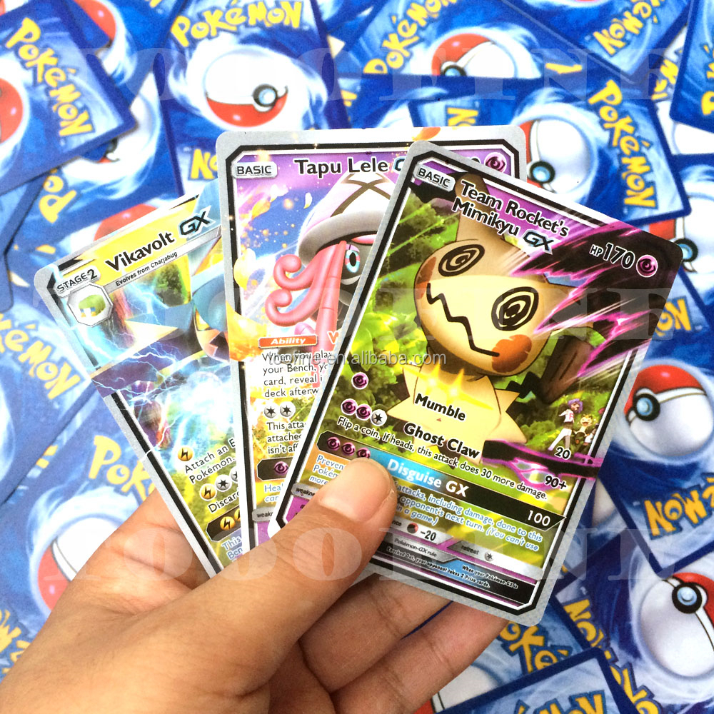 Pictures Of Pokemon Cards Gx
