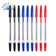 Free samples blue cheap ball pen simple bulk bic pen