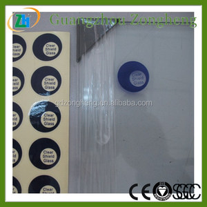 Clear Shield Coated Glass / Easy clean Coated Glass