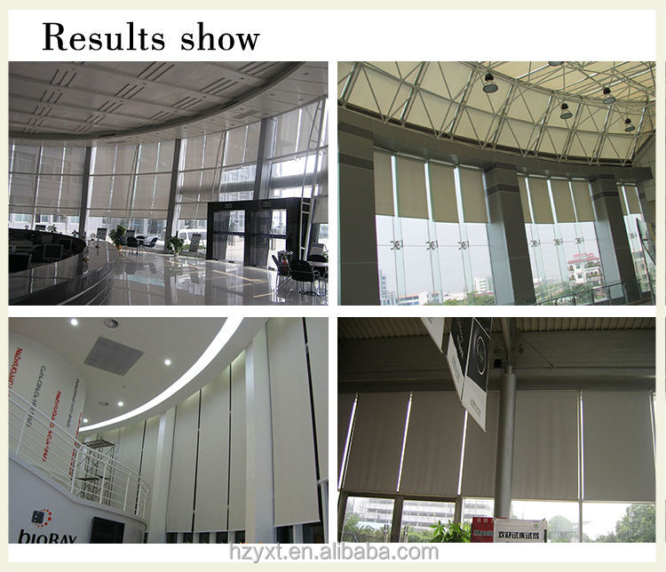 Outdoor Motorized Aluminum Roller Blinds Buy Roller