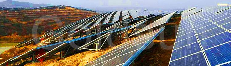 Kit placas solares luces solares par exteriores luces solares solaire hybride centrale