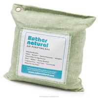 Natural hotel Room Deodorizer carbon fiber bag