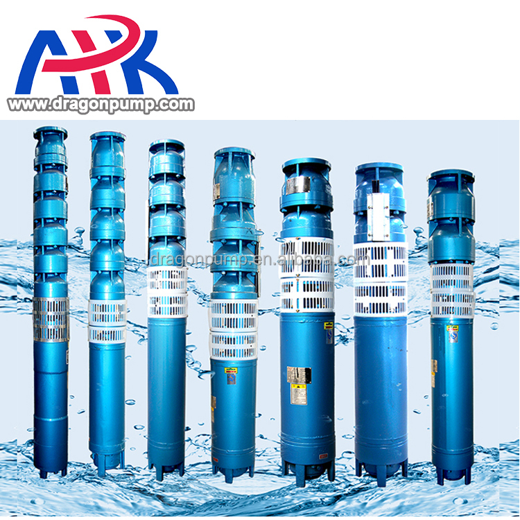 commercial electric vertical centrifugal submersible pump